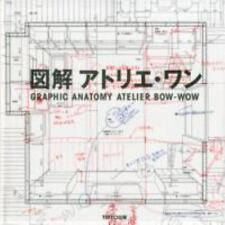Graphic Anatomy 2 Atelier Bow-wow Architecture Book From Japan | eBay