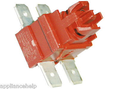 INDESIT IDE1000UK   IDE1005SUK   IDL500UK   DISHWASHER On Off Push START SWITCH