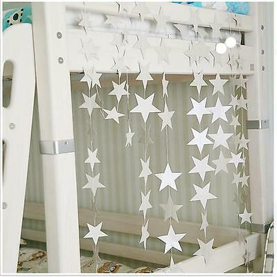 Novelty Star Paper Garland Wedding Party Decorations Banner Supplies Props New S