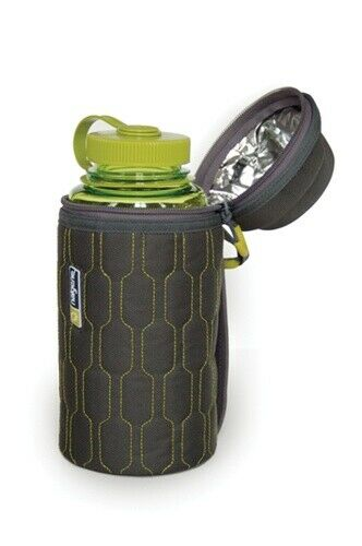Nalgene Hydration Bottle Carrier Green