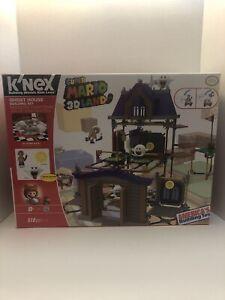 K'NEX Nintendo Super Mario 3D Land Ghost House Building Set Limited Edition