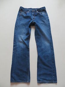 Levi-039-s-517-Bootcut-Jeans-Hose-W-33-L-32-original-Vintage-Denim-Einzigartig