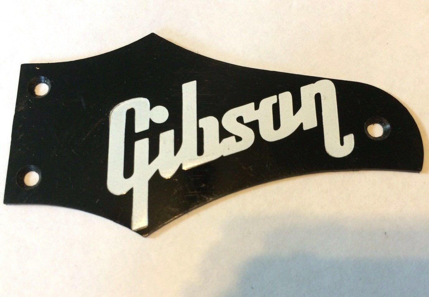 Original Original Gibson Bass Fachwerk-Stab-Abdeckplatte