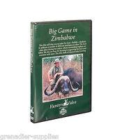 Big Game In Zimbabwe Hunters Video Hunting Dvd