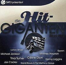 Die-Hit-Giganten-Film-Hits-von-Various-CD-Zustand-gut