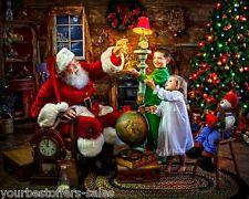 Christmas Jigsaw Puzzles 1000 Piece Jigsaw Puzzles Santa Kids Adult Puzzles New