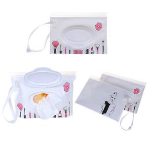1PC-Custodia-Salviettine-Umidificate-Igieniche-Cosmetico-per-pulizia-Portatile