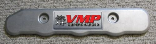 Mustang Cobra 4V Coil On Plug Cover Aluminum Plate VMP SUPERCHARGED