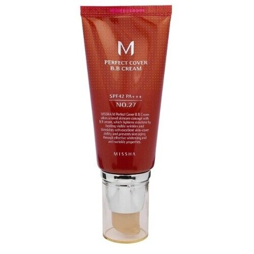 MISSHA M Perfect Cover BB Cream SPF 42 PA+++50ml