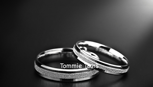 Sterling Silver Unisex 3mm Bands for Men and Women Engagement Bands