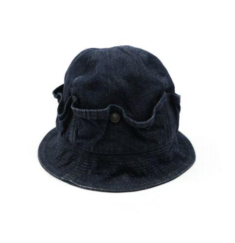 Kapital Denim Cargo Bucket Hat