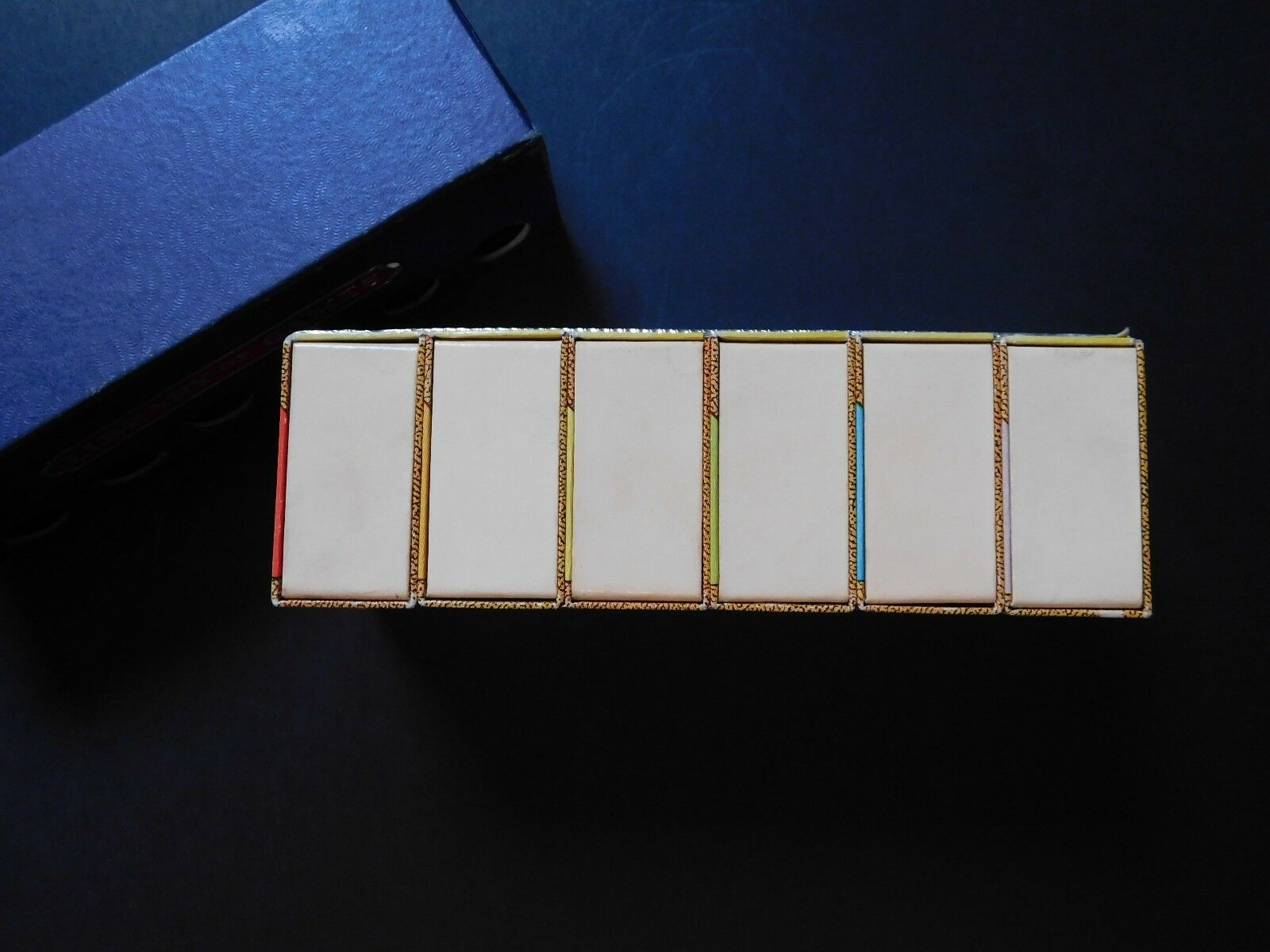 Antique Library of Games Big Little Card Card Card Games by