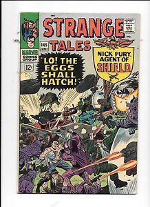 Strange-Tales-145-June-1966-Nick-Fury-Agent-of-SHIELD