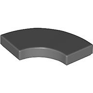 Pack of 4 Tile Round 2x2 Macaroni 27925 DARK BLUSH GREY LEGO Parts NEW