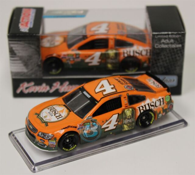 2016 KEVIN HARVICK #4 Busch Beer Hunting 1:64 Action In Stock Free Shipping