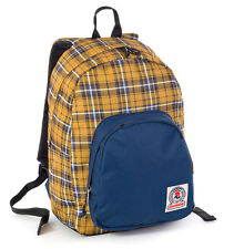 Zaino INVICTA OLLIE PACK FANTASY by SEVEN Colore BLUE PLAID TARTAN