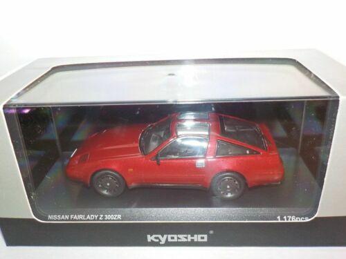 1//43 Kyosho Red Nissan Fairlady Z  300ZR