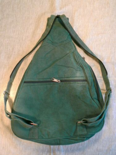 Ante Pelle Embroidered Zaino Handmade Suede Backpack Nepal Mochila Lined 1YOf6wq