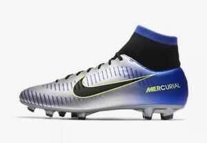 outlet store 72b49 1edbe Image is loading Men-10-5-Nike-Mercurial-Victory-VI-Dynamic-