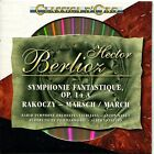 CD - Hector Berlioz – Symphonie Fantastique, Op. 14 A – Rakoczy-Marsch