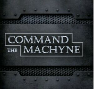 COMMAND-THE-MACHYNE-Full-Album-LIMITIERT-300-Stueck