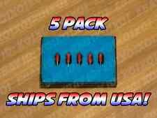 5 Pack 45 Degree Roland Blades Sp 300 Sp 540 Vs 300 Vs 540 Vs 640 Gx 24