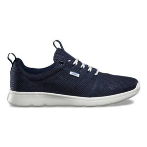 30b10a32addf Vans ISO Sport (Toned) Dress Blues UltraCush Skate Shoes Mens Size ...
