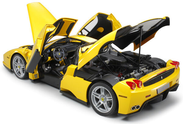 Tamiya 24301 1/24 ENZO FERRARI GIALLO MODENA177Parts Limited Ver.from Japan Rare