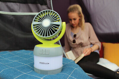2020 Outdoor Revolution Lumi USB Rechargeable Camping Light awning tent camp