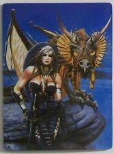 CHRIS ACHILLEOS Fantasy Art Fridge Magnet THE DRAGONQUEEN