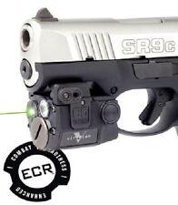 Viridian Ruger SR9c SR40c C5L Green Laser Sight and Lumen Light w/TacLoc Holster