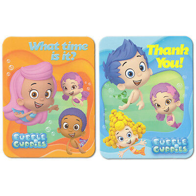 Bubble Guppies Birthday Party Invitations & Thank You Notes 8 Each