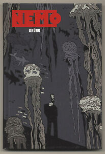 Nemo-Hardcover-Graphic-Novel-BRUNO-IDW-20-000-Leagues-Under-The-Sea