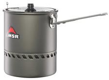 MSR Reactor Stove Cooking Pot 1.0L Camping