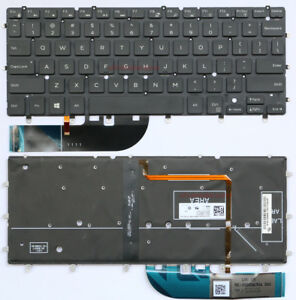 Details about New for Dell Inspiron 15 7000 Series 15-7547 15-7548 US  keyboard with backlit