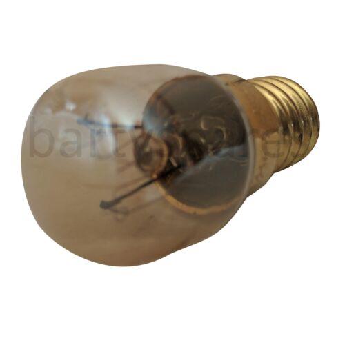 X2 per SMEG 25W E14 300deg Forno Resistente al Calore lampadine lampada ad alta temperatura