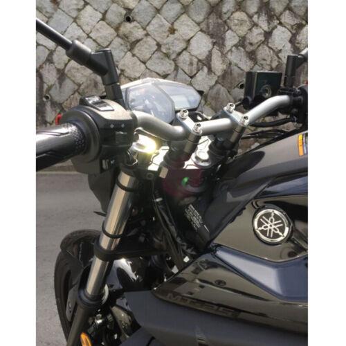 "For MV AGUSTA Beta Moto Guzzi Husaberg 22mm 7//8/"" 28mm 1 1//8/"" Handle Bar Risers"