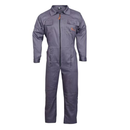Men/'s Coveralls Boiler suit Overalls for Warehouse Garages Workers Heavy Duty