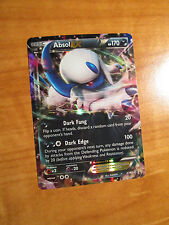 PL ABSOL EX Pokemon Card PROMO Black Star XY62 Set Ultra Rare X&Y 170 HP TCG