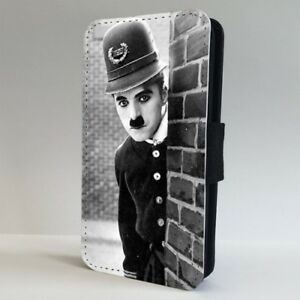 Charlie-Chaplin-Comedian-1917-FLIP-PHONE-CASE-COVER-for-IPHONE-SAMSUNG