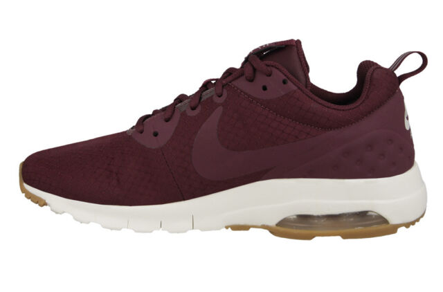 29e832b10dbacd Nike Air Max Motion LW SE 844836660 Burgundy Low BOOTS Us12.0  30.0 ...
