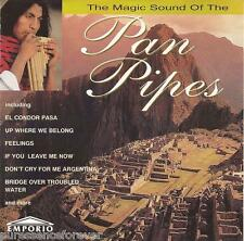 V/A - The Magic Sound Of The Pan Pipes (EU/UK 20 Tk CD Album)