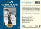 Joan Sutherland Bel Canto Showcase [DVD Video] (DVD, Apr-2008, Kultur)