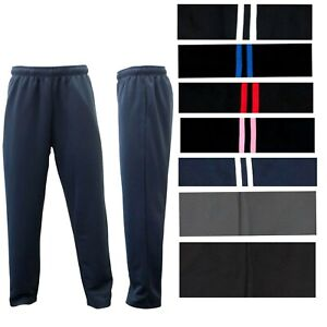 NEW-Mens-Casual-Track-Pants-Tracksuit-Stripes-Cool-Breathable-Mesh-S-M-L-XL-XXL