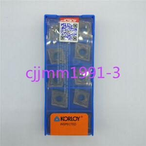 10PCS/box NEW original KORLOY CNC CNMG120408-GS PC9030 CNMG432-GS