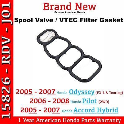 beler Solenoid Valve Spool Gasket Filter Screen Seal Fit For VTEC Honda Odyssey Pilot 2WD