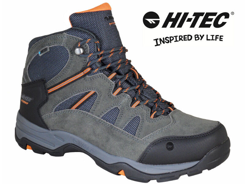 HI TEC BANDERRA - WIDE FIT BOOTS