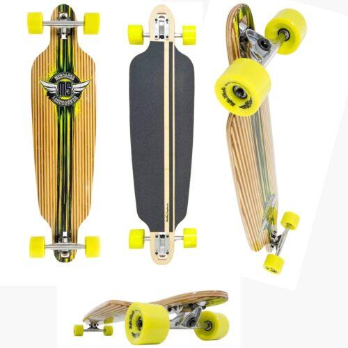 LONGBOARD Mindless savage II skateboard jusqu/'à 130 kg