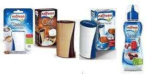 Natreen-Spenderdose-100-500-Susstoff-Tabs-Feine-Susse-o-Cafe-Gourmet-sweetener