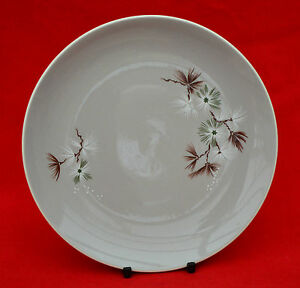 ROYAL-DOULTON-039-FROST-PINE-039-SMALL-SIDE-OR-TEA-PLATE-SOUND-CONDITION